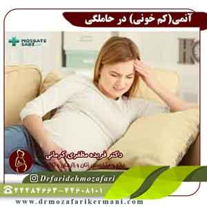 آنمی(کم خونی) در حاملگی